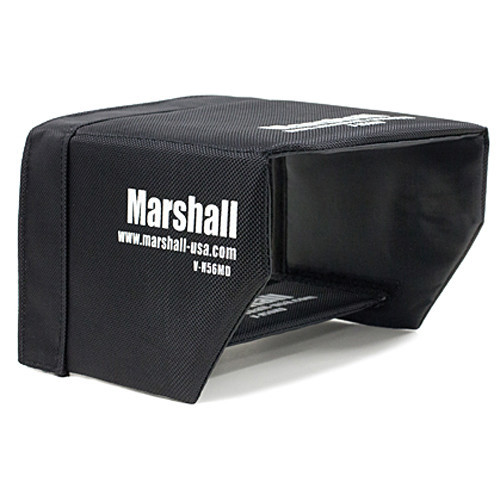 Marshall Electronics Sun Hood for V-LCD56MD  by Marshall Monitors