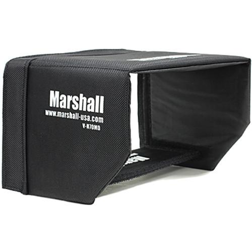 Marshall Electronics V-H70MD Sun Hood  by Marshall Monitors