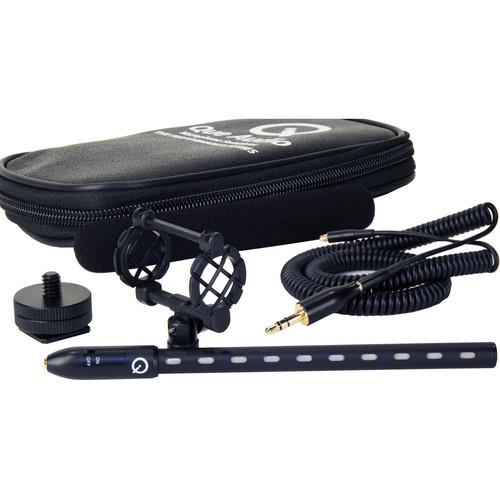 Que Audio DSLR-Video Kit Lite - Mini Shotgun Microphone
