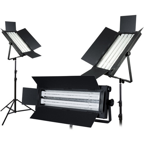 Flolight KIT-FL-110AWT3-Point Lighting Kit  by Flolight