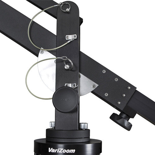 VariZoom QuickJib Extension Kit with TCR100 Tripod, DCR100 Dolly & MC100 Motorized Head