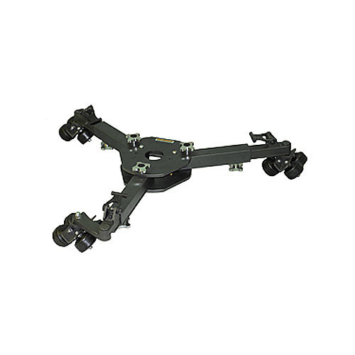 VariZoom VZ-CINETRAC System Complete Dolly Kit