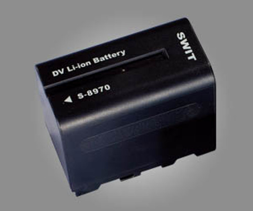 Swit S-8970 DV Battery for Sony NP-F970/770 by SWIT