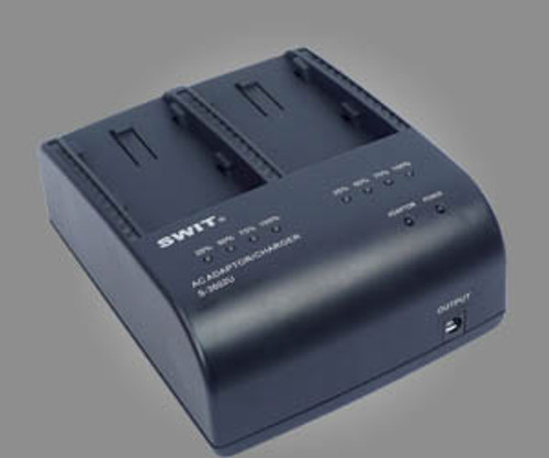 Swit S-3602U Charger/Adaptor for Sony BP-U60/U30 by SWIT