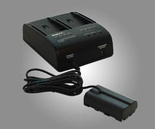 Swit S-3602F Charger/Adaptor for Sony NP-F970/770 by SWIT