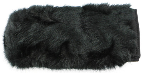 Fuzzy Dead Thing for Rode Videomic-R (Black)