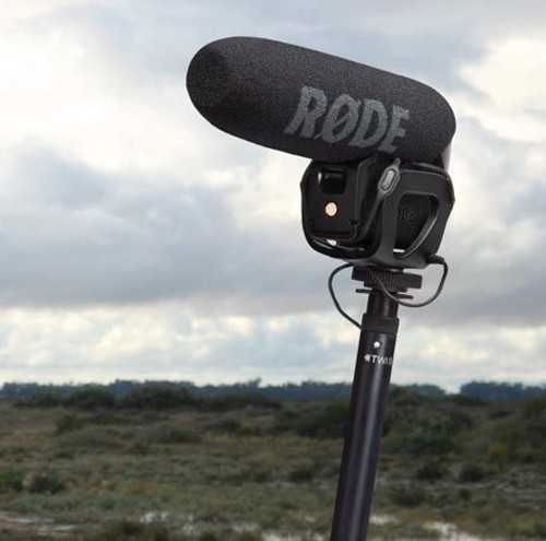 RODE VideoMic Pro Boom Kit 1 - 25'