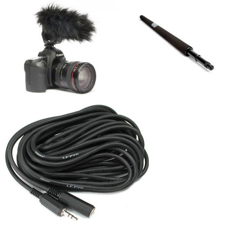 RODE VideoMic Pro Accessory Kit 1- 25' by RODE