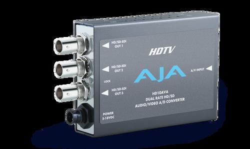 AJA HD10AVA HD Converter