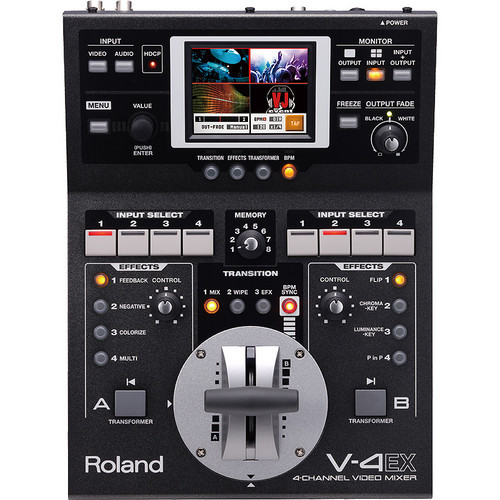 Roland V-4EX Digital Video Mixer by Roland