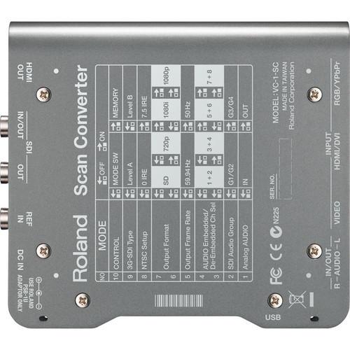 Roland VC-1-SC Up/Down/Cross Scan Converter