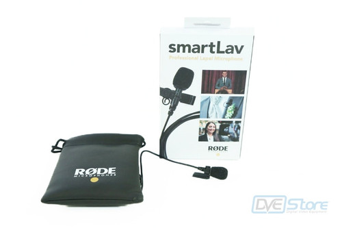 RODE SmartLav+ with Vampire Clip