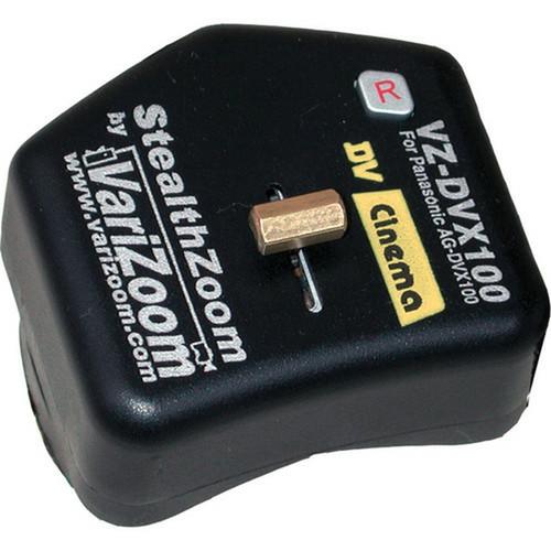 VariZoom VZ-Stealth-DVX Zoom Controller