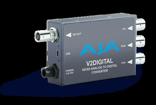 AJA V2Digital HD/SD Analog to Digital Converter