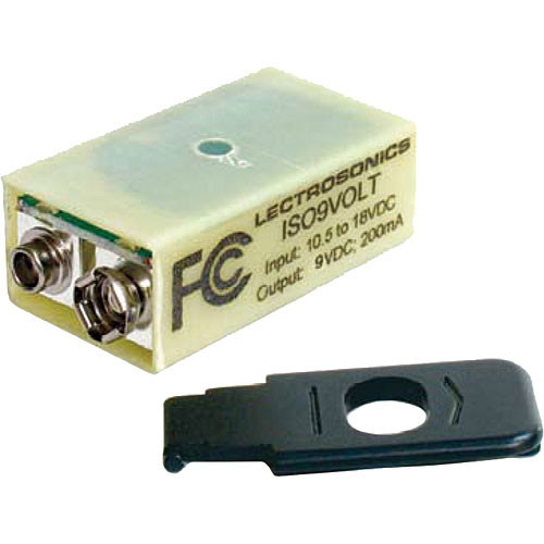 Lectrosonics Battery Eliminator for UM Series Wireless Transmitters