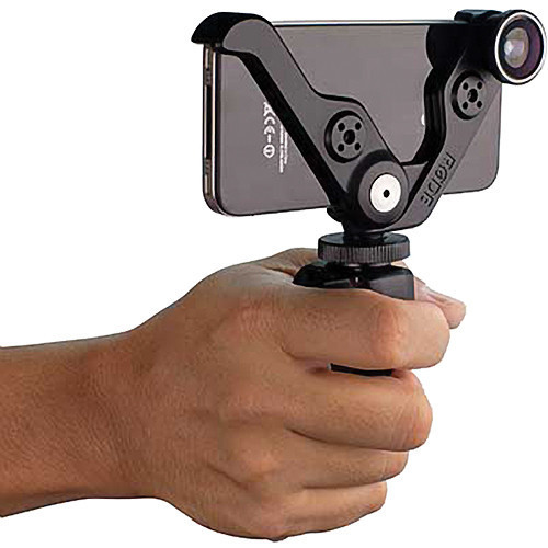 RODEGrip+ Multi-Purpose Mount & Lens Kit for iPhone 4 & 4S Back