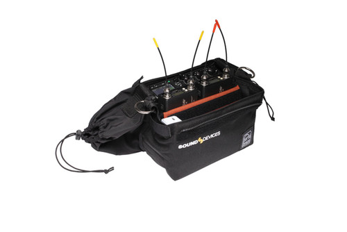 Sound Devices CS-633 Production Case For 633 Mixer