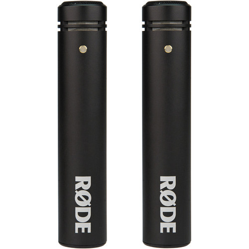 """RODE M5 Compact 1/2"""" Condenser Microphone (Matched Pair)"""