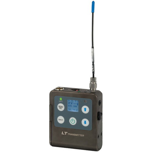 Lectrosonics LT Digital Hybrid Wireless Wide Band Transmitter