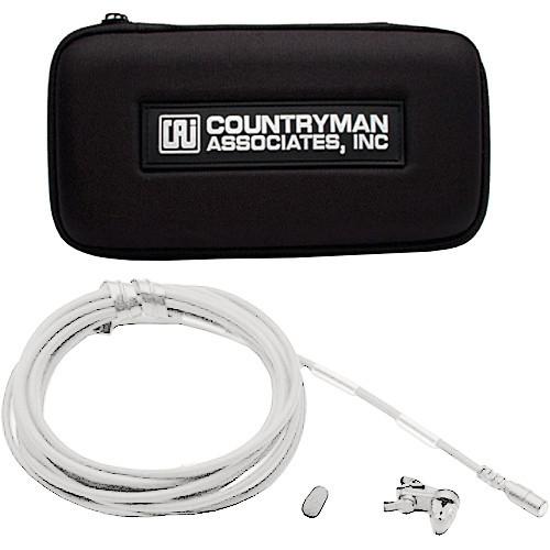 Countryman B2DW4FF05WSM B2D Directional Lavalier Microphone