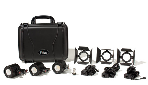 Fiilex M381 Lighting Kit (3x-P180E)