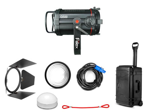 Fiilex K151 Lighting Kit (1xQ500-AC)