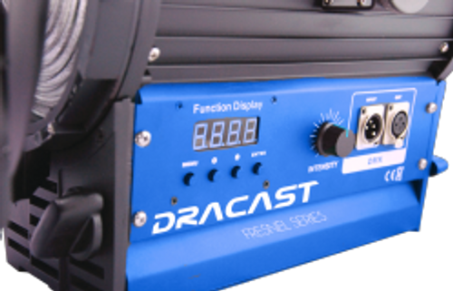 Dracast FRESNEL1000 LED Daylight Studio Lighting Controls