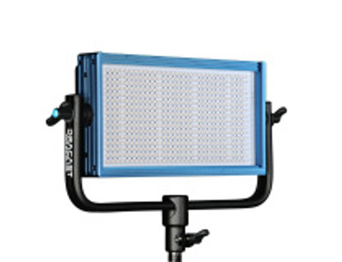 Dracast LED 500 Tungsten Gold Plate Mount Studio Lighting