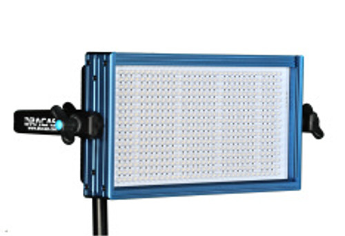 Dracast LED 500 Bi Color Gold Plate Mount
