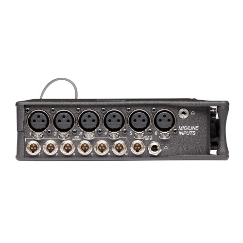 Sound Devices 688 16-Track Audio Recorder Inputs