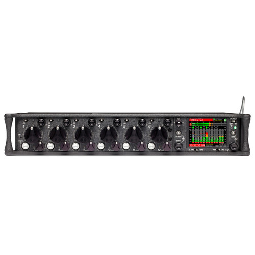 Sound Devices 688 16-Track Audio Recorder Front