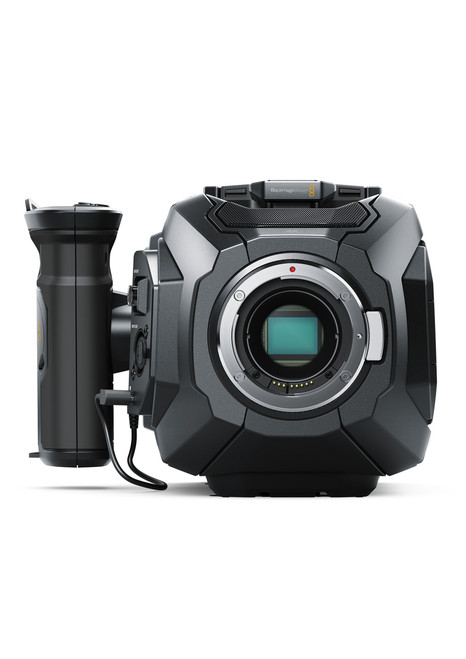 Blackmagic Design URSA Mini 4K EF (CINECAMURSAM40K/EF) Front
