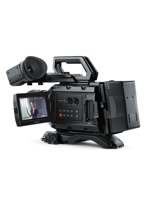 Blackmagic Design URSA Mini 4K EF (CINECAMURSAM40K/EF) Right Rear