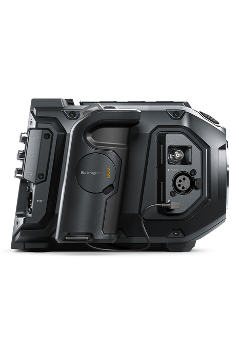 Blackmagic Design URSA Mini 4K EF (CINECAMURSAM40K/EF) Left