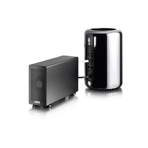 Akitio Thunderbolt 2 PCIe Box Expansion Chassis with Mac Pro