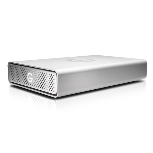 G-Tech 4TB G-DRIVE G1 USB 3.0 Professional Hard Drive with 7200 RPM and up to 165 MB/s Transfer Speeds