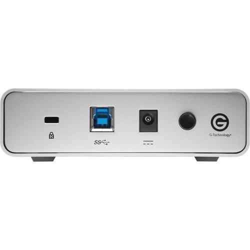 G-Tech 6TB G-DRIVE G1 USB 3.0 Professional Hard Drive