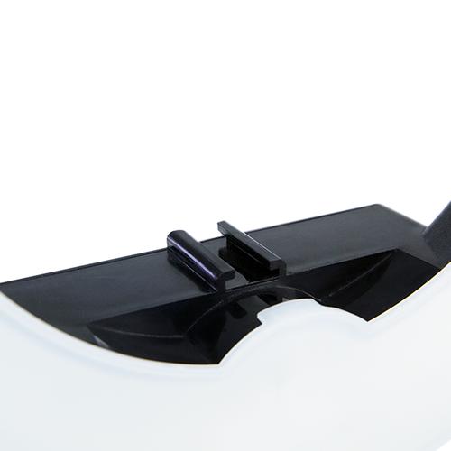Mini Halo Ring Light Shoe Detail