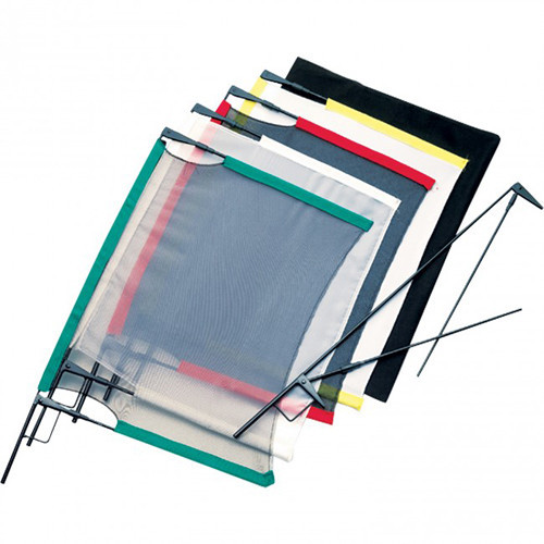 "Westcott 1957 Fast Flags 24"" x 36"" Kit"