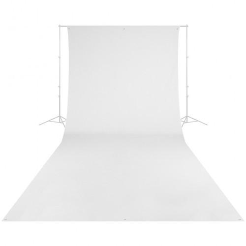 Westcott 139 9' x 20' White Backdrop (wrinkle resistant) (2.7 x 6 m)