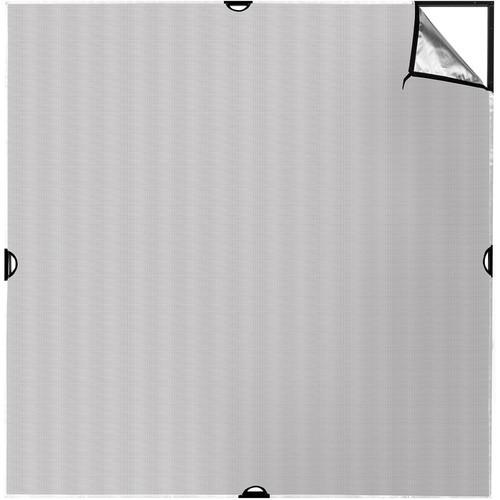Westcott 1776 Scrim Jim Cine 6' x 6' Silver/White Bounce Fabric