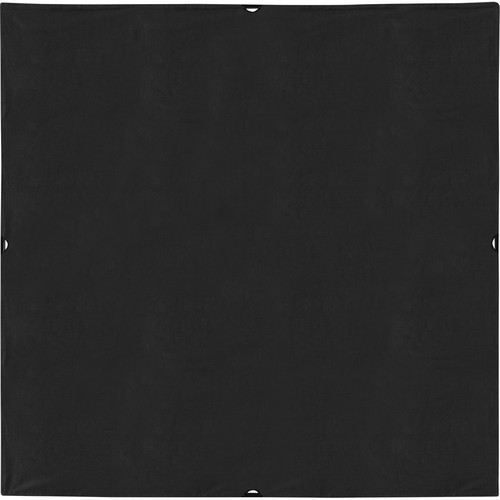 Westcott 1787 Scrim Jim Cine 8' x 8' Solid Black Block Fabric