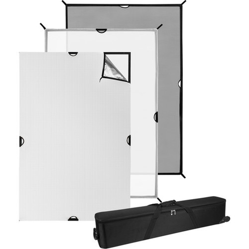 Westcott 1690 Scrim Jim Cine Video Kit (4' x 6')