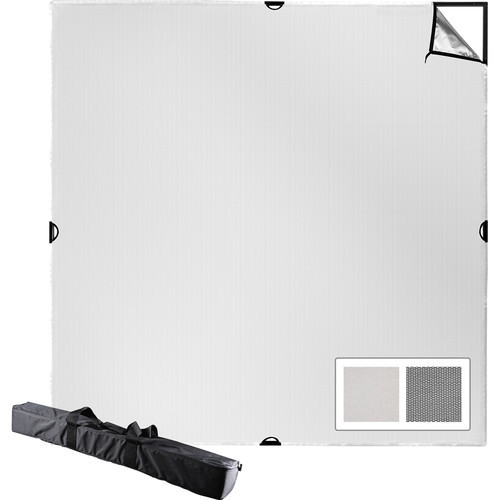 Westcott 1692 8' x 8' Scrim Jim Cine Video Kit