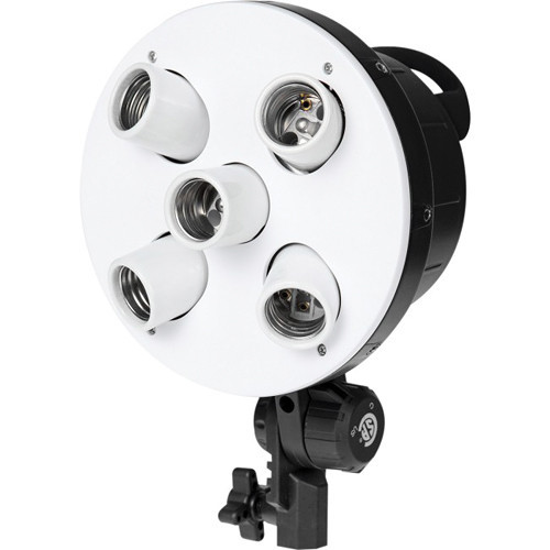 Westcott 480 D5 5-Socket Light Head