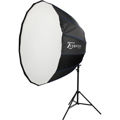 "Westcott 3732 Zeppelin 59"" Deep Parabolic Softbox (149.8 cm)"