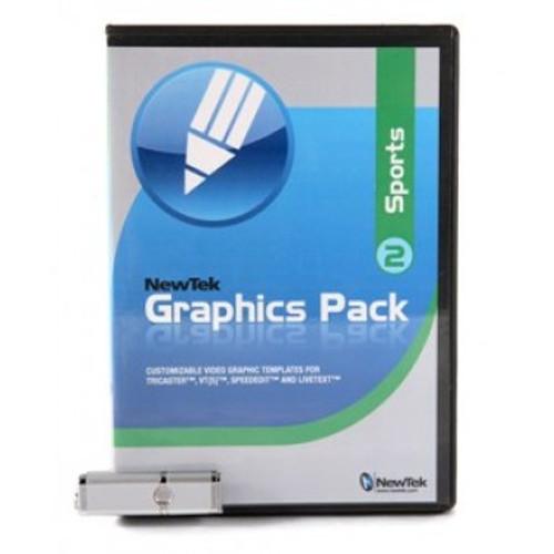 NewTek Sports Graphics Pack Volume 2