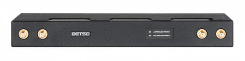 Betso En2 HEXAPACK Compact Audio En2 Portable Rack System with Power Distribution and Ultra-low Noise Signal Filtering