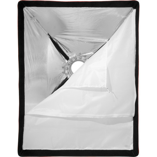 "Fiilex Medium Softbox Kit for Q-Series Lights (24 x 32"")"