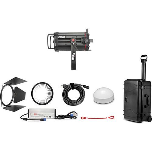 Fiilex K154 Q1000-DC 1-Light Fresnel Kit